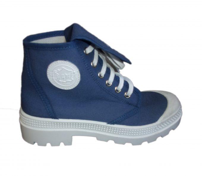 la grole - chaussures tendances bleu fonce