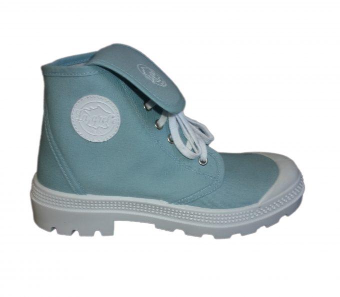 la grole - chaussures tendances bleu terne