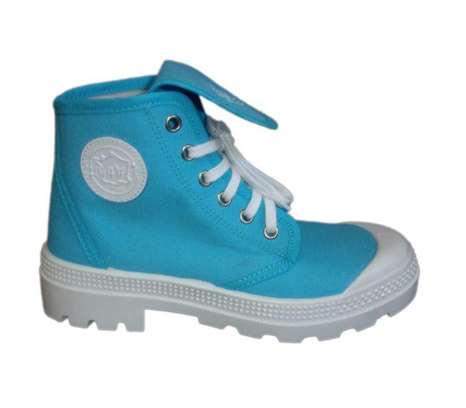 la grole - chaussures tendances bleu vif