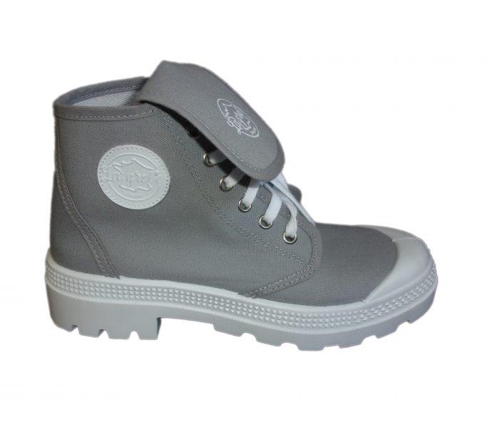 la grole - chaussures tendances grise