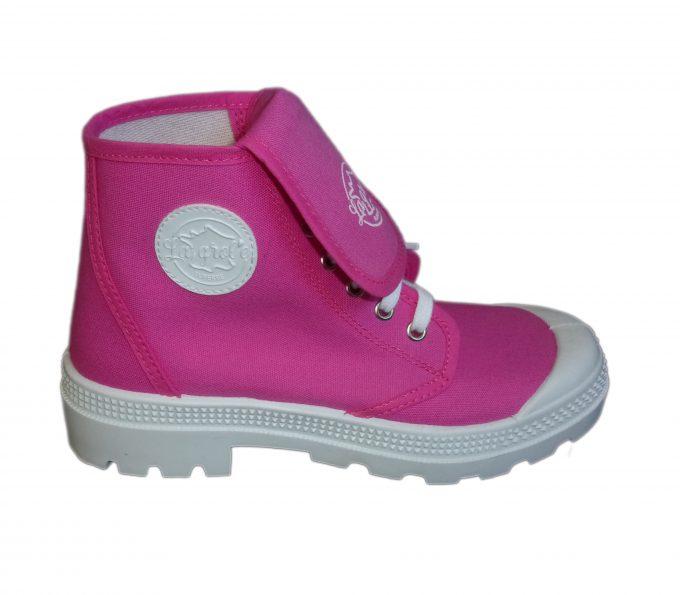 la grole - chaussures tendances rose